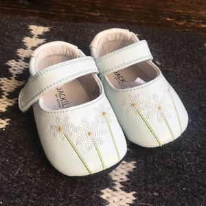 NWT Jack and Lily Moccasins